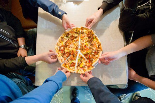 kuva pizzasta