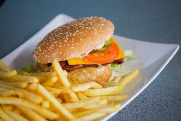 kuva hampurilaisesta